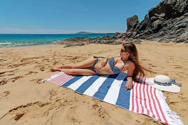 Какие пляжные полотенца можно и нужно покупать?