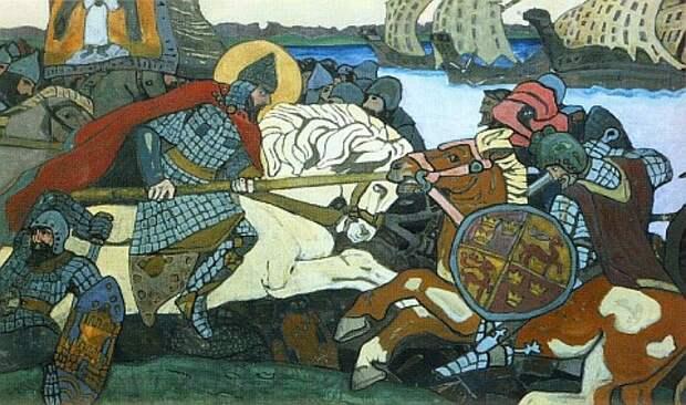 Родственные связи Александра Невского и его врага ярла Биргера