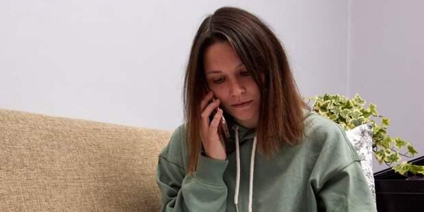 Москва запустила голосового помощника для сбора жалоб на самочувствие пациентов по телефону. Фото: М. Денисов mos.ru
