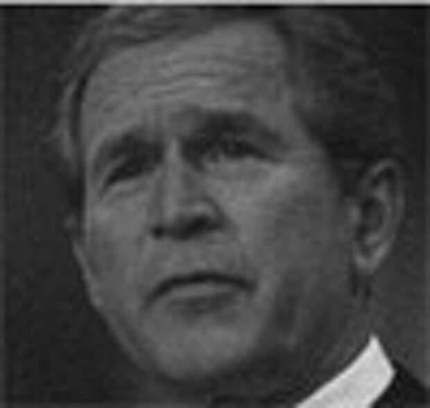 Для природы вы – Джордж Буш!
