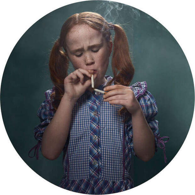 Курящие дети: как родители влияют на поведение своих детей