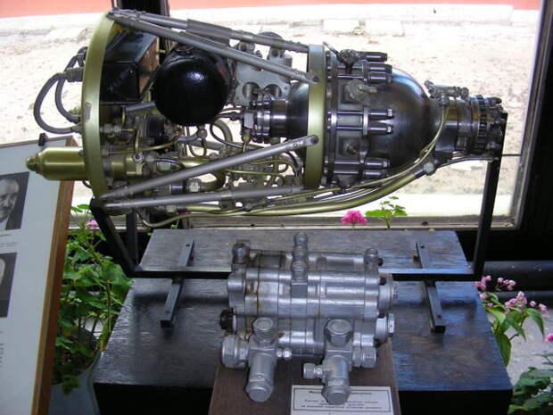 Музей космонавтики и ракетной техники.