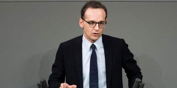 Глава МИД Германии прокомментировал позицию США по «Северному потоку -2»