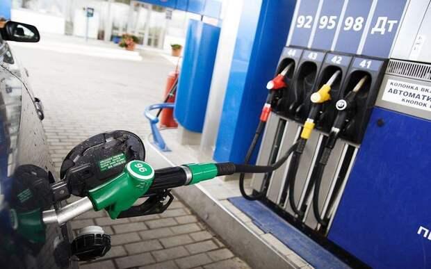 ФАС проверяет причины резкого скачка цен на бензин Аи-95