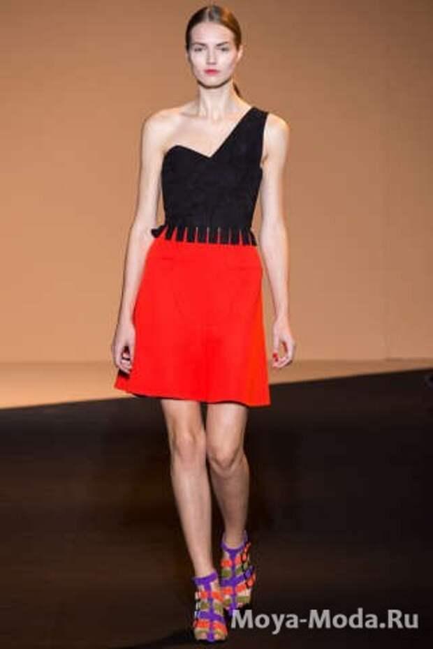 Модные юбки весна-лето 2015 Roland Mouret