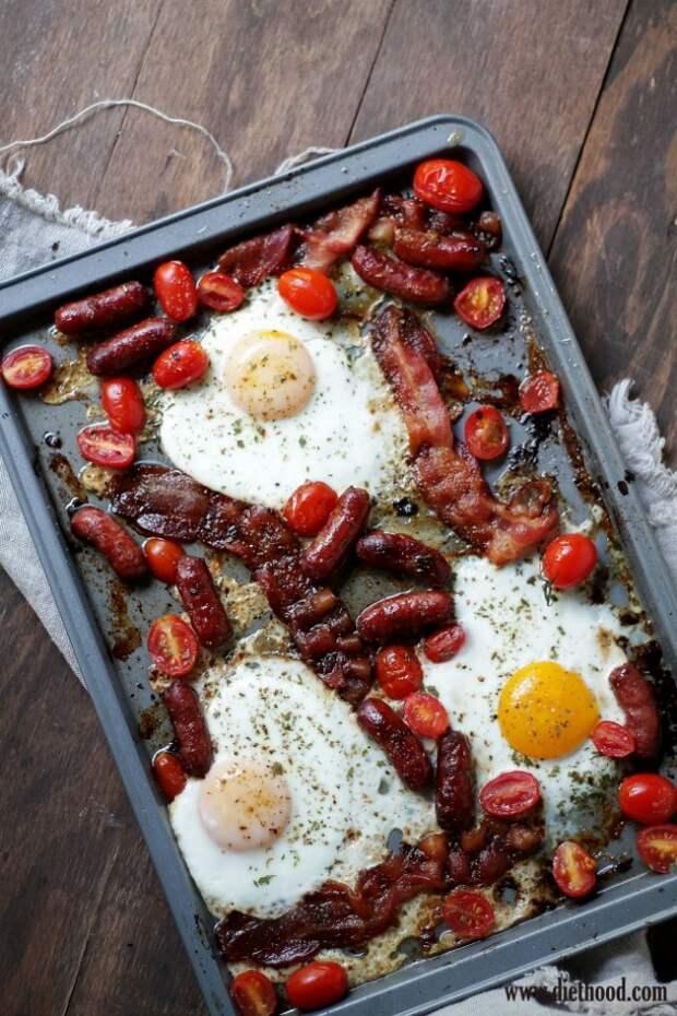 9 аппетитных блюд из яиц за 5 минут