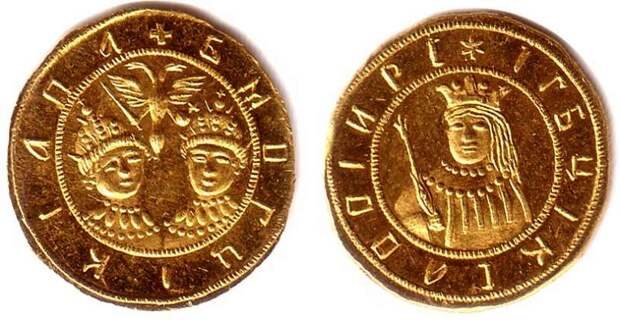 File:Petr I and Ivan V coin.jpg
