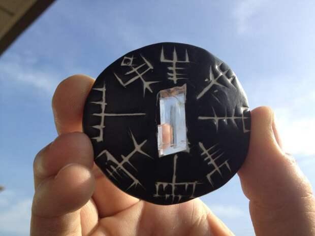 Компас викингов: Загадка солнечных камней