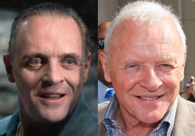 «Молчание ягнят»... актёры фильма 25 лет спустя