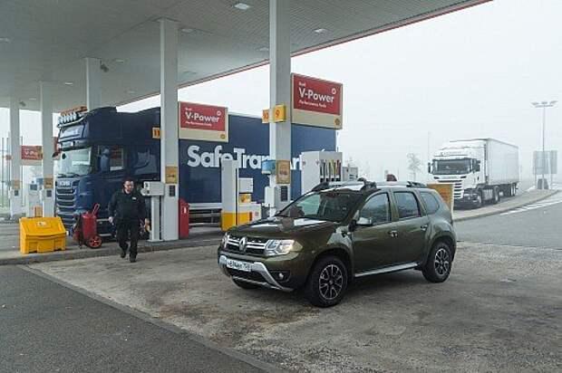 На Renault Duster с новым дизелем в Старый Свет