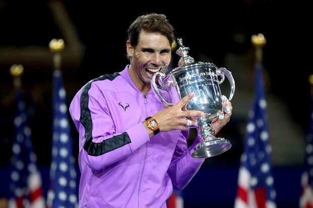 Надаль — первый игрок, который провел 800 недель подряд в топ-10 рейтинга ATP