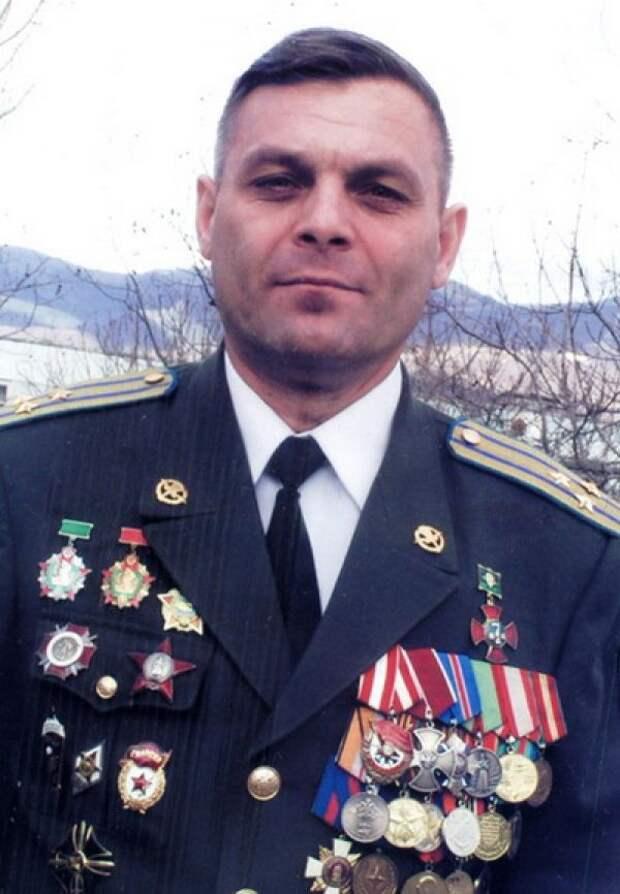 Ордена полковника Ханина