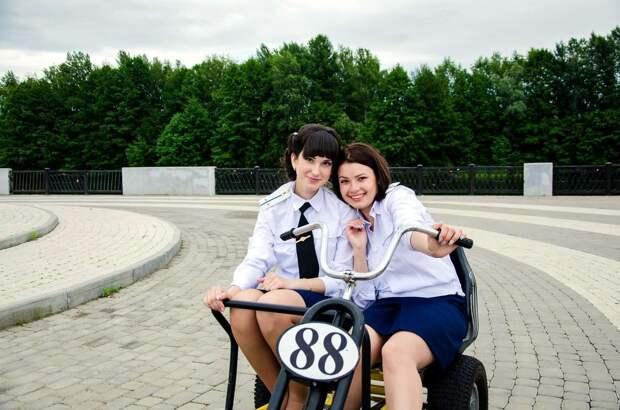 От тайги до британских морей ... : Лица девушек из Российской армии (43)
