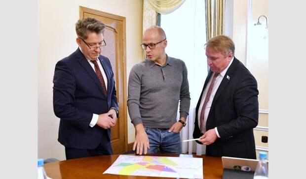 В Ленинском районе Ижевска будут развивать Южный парк