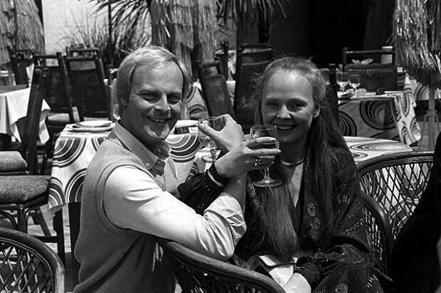Майк Маршалл и Наталья Белохвостикова (1980)