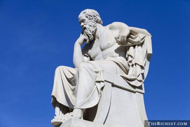 6. Борода - удел философа борода, факты