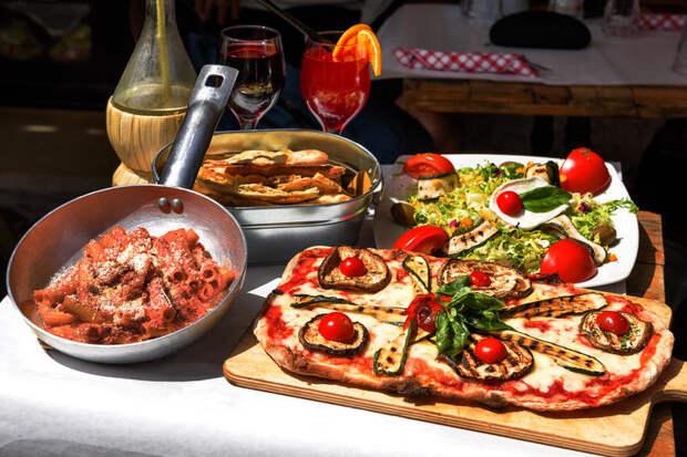 5 простых и вкусных рецептов для выходных по-итальянски