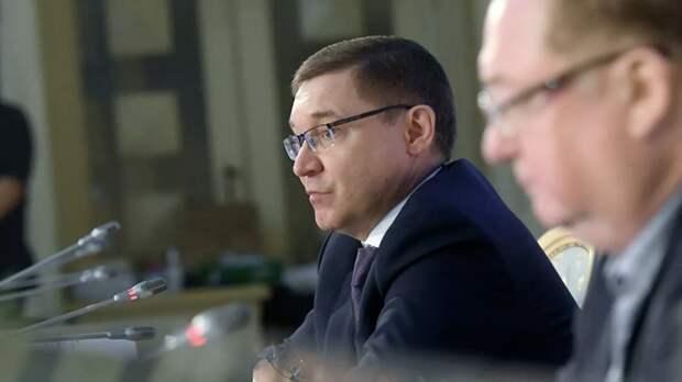 Якушев вновь станет наставником для участников «Лидеров России»