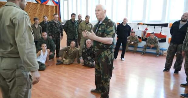 Кадочников против спецназа: бесконтактный мастер пришел в военную часть