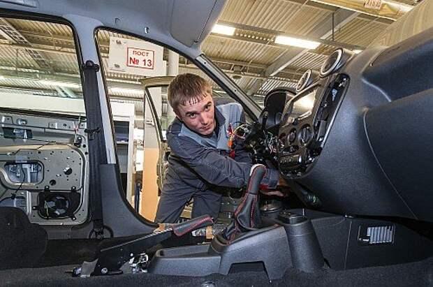 Правительство РФ заплатит по кредитам автопроизводителей