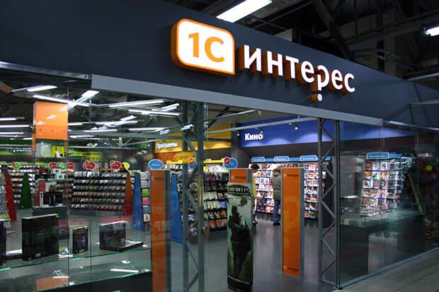 Рекламное агентство Aero разработало новое название и программу рестайлинга для сети магазинов розничных продаж компании 1C