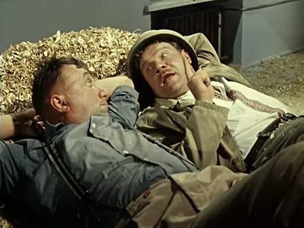 Кадр из фильма «Операция «Ы» и другие приключения Шурика»