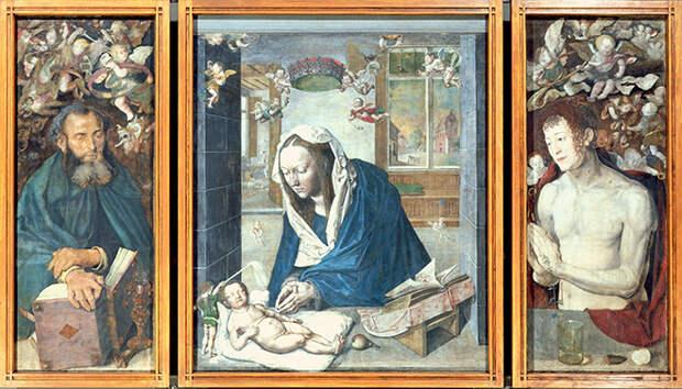 Как создается образ святого