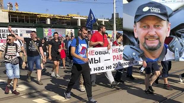 Месяц бузы в Белоруссии и Украина покажется успешной страной
