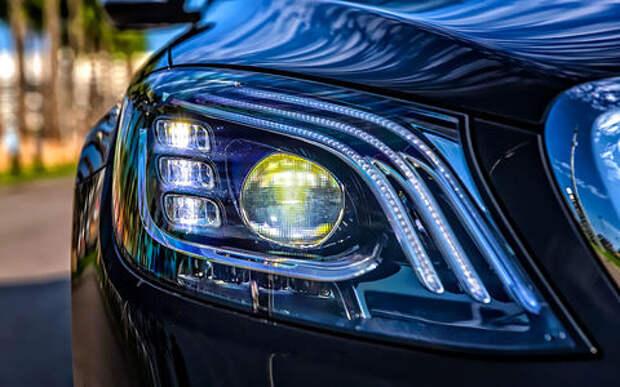Mercedes-Benz S-класса: с обновленным лицом и новыми моторами