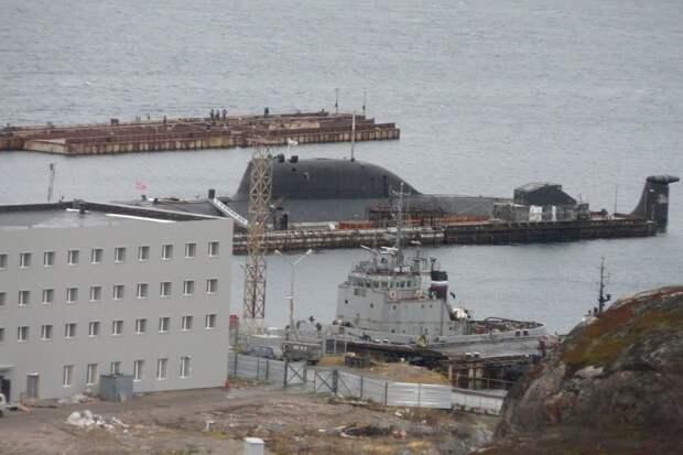 """Атомная подлодка """"Тигр"""" вернется на флот в 2022 году"""