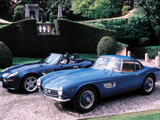 1. BMW авто, история