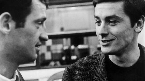Вот как сейчас выглядят Ален Делон и Жан-Поль Бельмондо