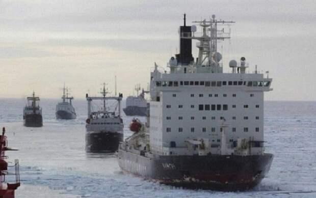 Северный морской путь сделает Россию ведущей транспортной державой мира