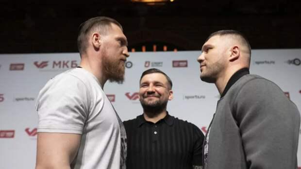 Боксер Лебедев оценил шансы в поединке Кудряшова против Романова