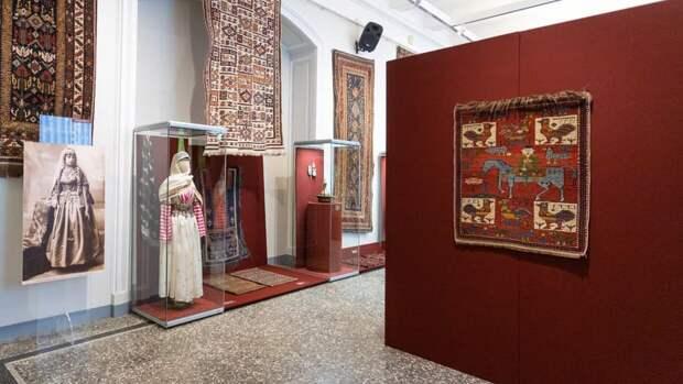 Выставка традиционного искусства Азербайджана пройдет в этнографическом музее в Петербурге