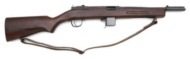 Reising M50 армейского образца. Фото: modernfirearms.net