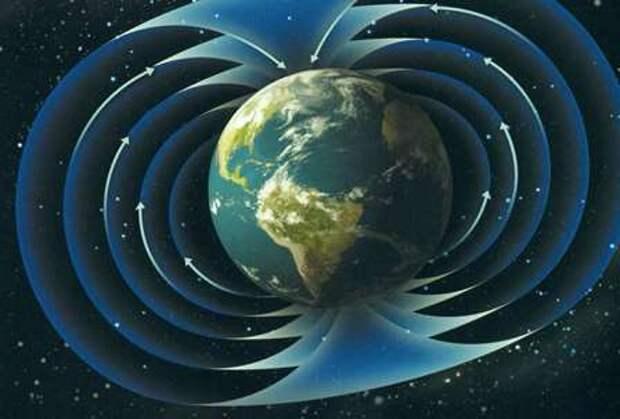 Магнитные полюса Земли не перевернутся в течении еще тысячи лет