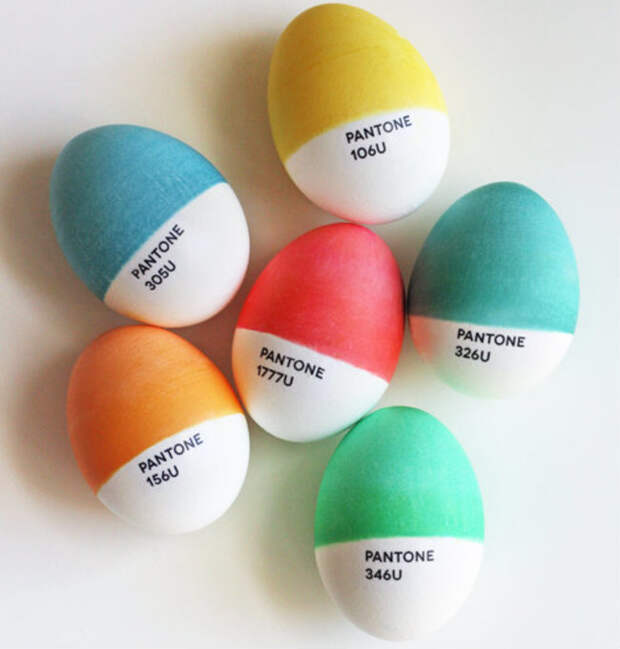 Как украсить яйца на Пасху, чтобы было «не как у всех» - 28 идей - 2