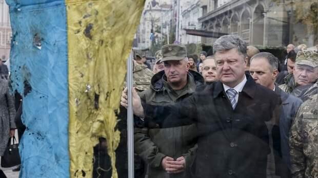 Порошенко: В 2016 году Украина вернет Донбасс и Крым