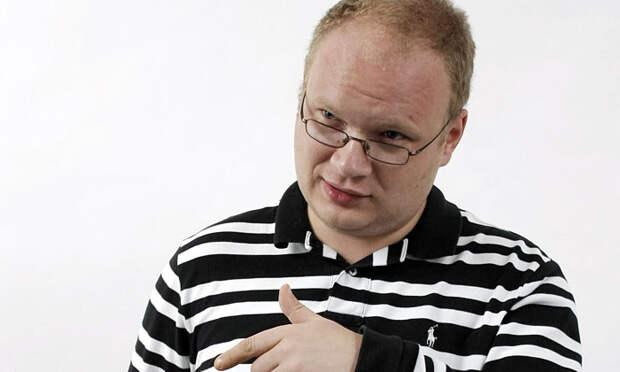 Олег Кашин : Ты не оккупант, ты никто Олег Кашин