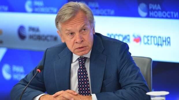 Пушков усомнился в возможностях Байдена нормализовать отношения с РФ