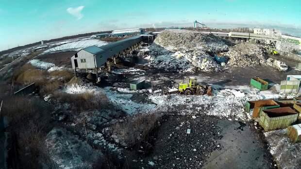 Петербург не сможет провести мусорную реформу из-за «МПБО-2»