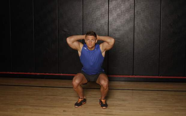 7 движений, которые вы должны знать, чтобы оставаться в форме