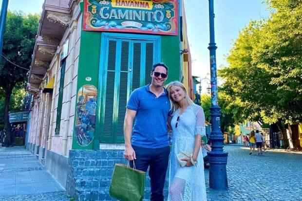 Сестра Егора Крида вышла замуж за аргентинца