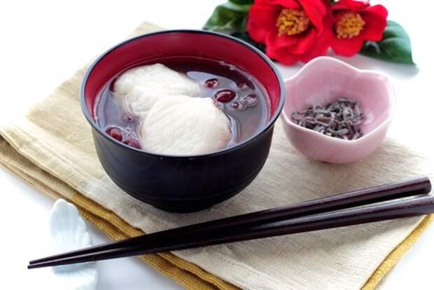 Японские десерты из фасоли по рецепту знаменитого шеф-повара