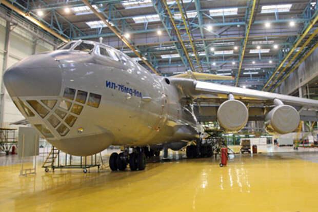 ОАК поставит ВВС России 31 «летающий танкер»