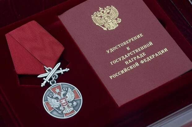 Гордость России: Награждения за Сирию