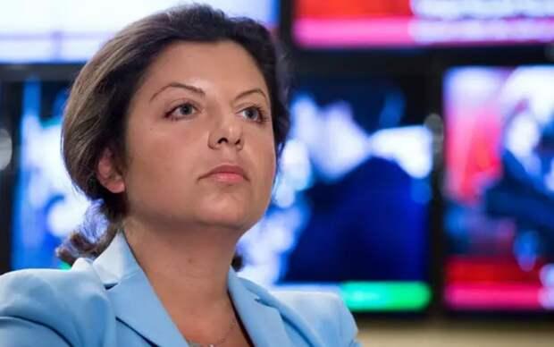 Маргарита Симоньян : Мой народ не радуется подачкам