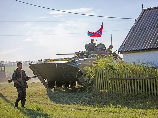 О численном составе армии Новороссии и о планах на весенне-летнюю кампанию