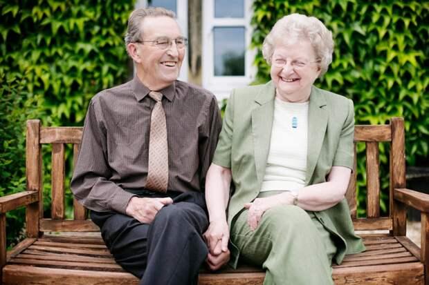 15. Их любви исполнилось 50 лет вера, любовь, пара